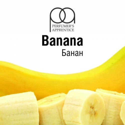 Ароматизатор TPA Banana - Банан