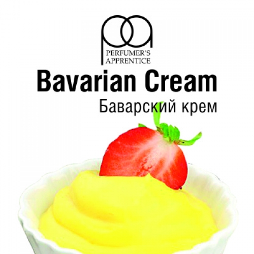Ароматизатор TPA DX Bavarian cream - Баварский крем