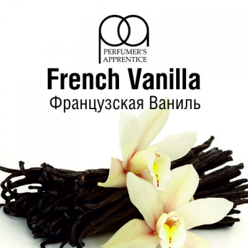 Ароматизатор TPA French Vanilla - Французская ваниль