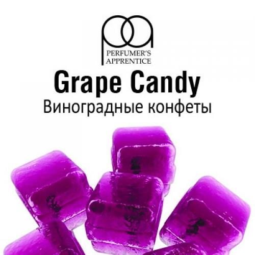 Ароматизатор TPA Grape Candy - Виноградные конфеты