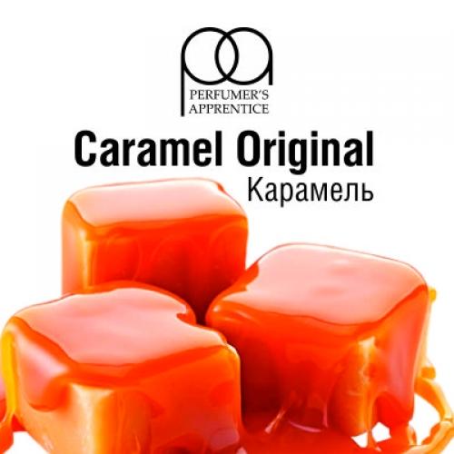 Ароматизатор TPA Caramel Original - Карамель