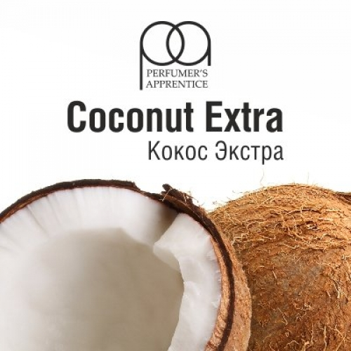 Ароматизатор TPA Coconut Extra - Кокос Экстра