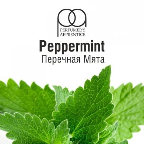 Ароматизатор TPA Peppermint - Перечная мята