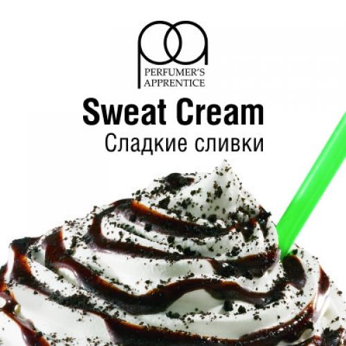 Ароматизатор TPA Sweet Cream - Сладкие сливки