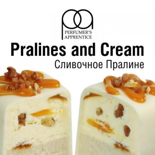 Ароматизатор TPA DX Pralines and Cream - Сливочное пралине