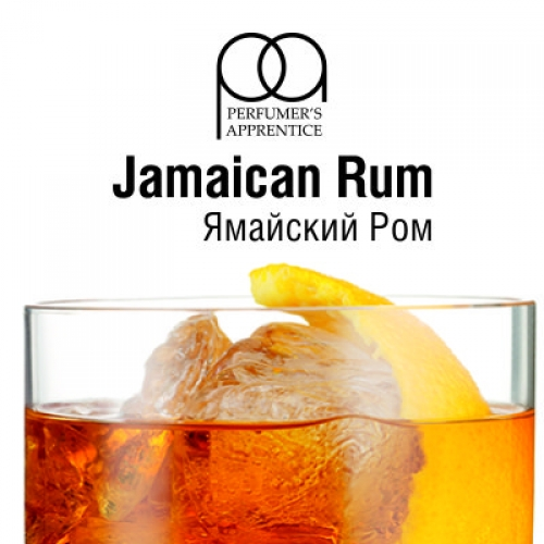 Ароматизатор TPA Jamaican rum - Ямайский ром