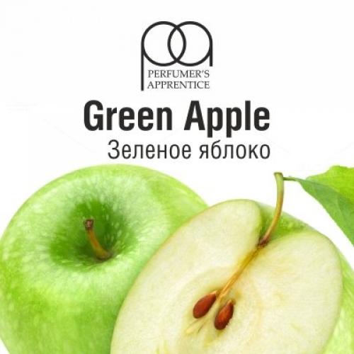 Ароматизатор TPA Green Apple - Зелёное яблоко