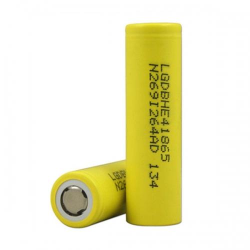 Аккумулятор LG HE4. 18650. 2500mAh. 35A