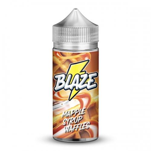 BLAZE - MAPPLE SYRUP WAFFLES