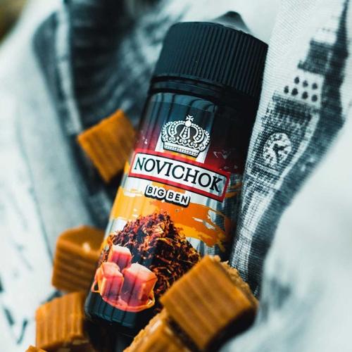 NOVICHOK - BIG BEN