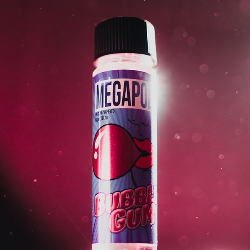 MEGAPOLIS - BUBBLE GUM
